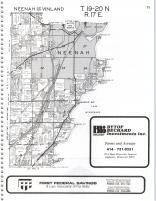 Map Image 012, Winnebago County 1980